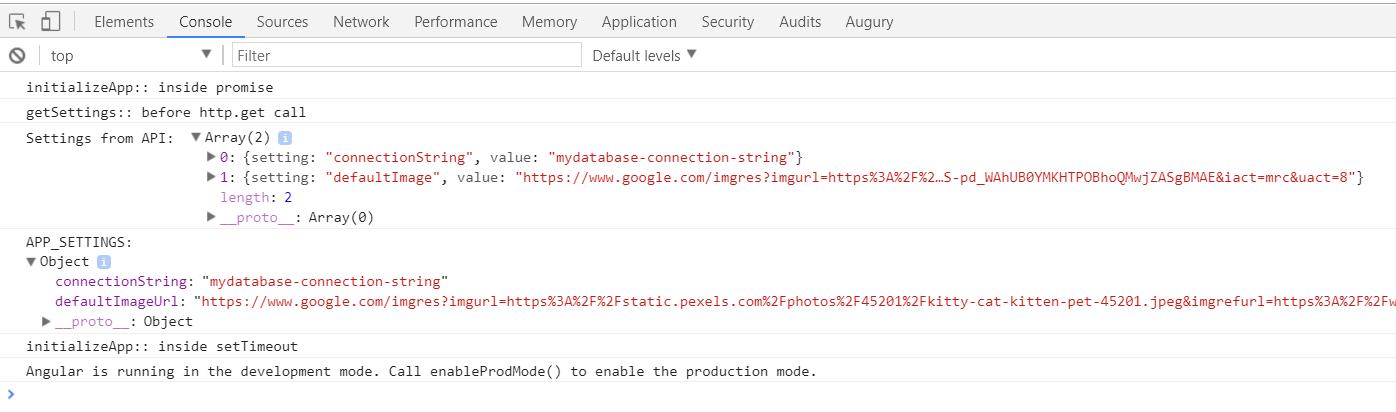 Angular如何在应用初始化时运行代码详解